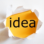 Every idea counts!