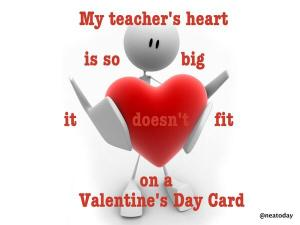 Teacher heart