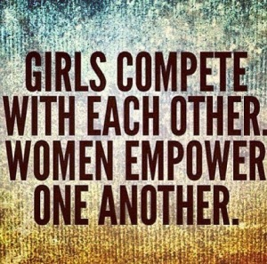 Girls Compete Women Empower