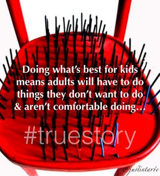 Putting Kids First