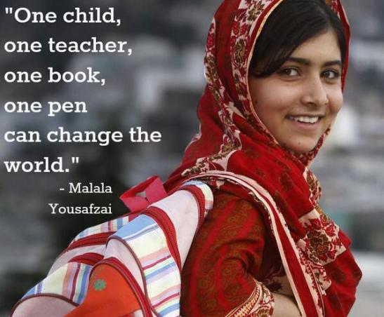 Education Can Change the World