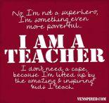 venspired teacher